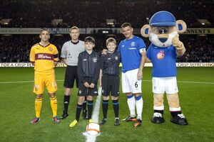 Soccer - The Scottish Communities League Cup - Third Round - Ibrox Stadium