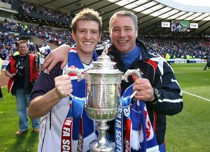 trophies/scottish cup final winners 2008/soccer scottish cup final queen south v rangers