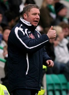 Soccer - Scottish Cup - Hibernian v Rangers - Easter Road-