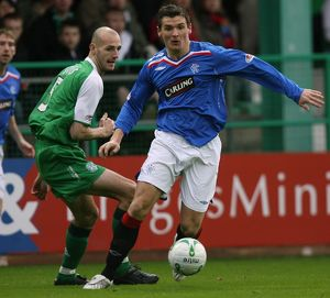 <b>Hibernian 0-0 Rangers</b><br>Selection of 20 items
