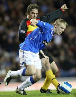 Soccer - Scottish Cup - Rangers v Partick Thistle - Ibrox