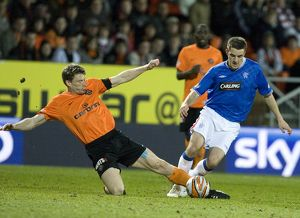 <b>Dundee United 1-0 Rangers</b><br>Selection of 18 items