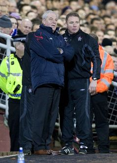 Soccer - Scottish FA Cup - Sixth Round Replay - Dundee United v Rangers - Tannadice Park