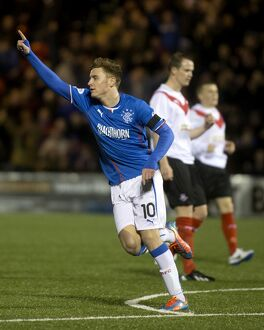 <b>Airdrieonians 0-1 Rangers</b><br>Selection of 28 items