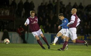 Soccer - Scottish League One - Arbroath v Rangers - Gayfield Park
