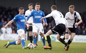 Soccer - Scottish League One - Ayr United v Rangers - Somerset Park