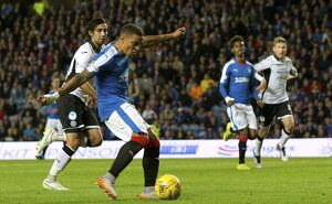 Soccer - Scottish League Cup - Round 3 - Rangers v St Johnstone - Ibrox Stadium