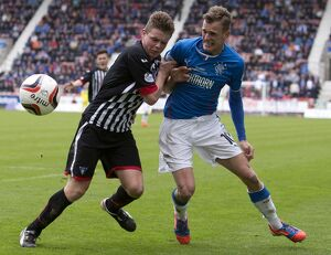 <b>Dunfermline 1-1 Rangers</b><br>Selection of 26 items