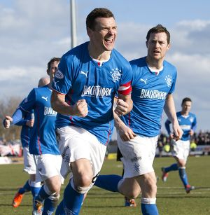 <b>East Fife 0-1 Rangers</b><br>Selection of 16 items
