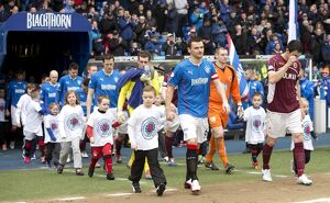 Soccer - Scottish League One - Rangers v Stenhousemuir - Ibrox Stadium
