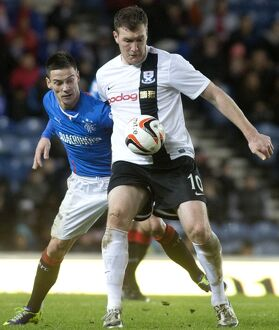 <b>Rangers 3-0 Ayr United</b><br>Selection of 41 items