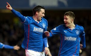 <b>Rangers 6-1 Forfar</b><br>Selection of 56 items