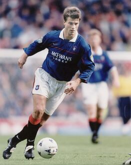legends/soccer scottish premier league rangers v aberdeen