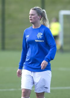Soccer - Scottish Women's Premier League - Rangers Ladies v Hibernian Ladies