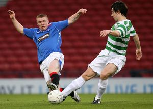 Soccer - SFA Youth Cup Final - Celtic v Rangers - Hampden