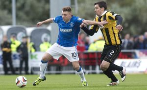 <b>East Fife 0-4 Rangers</b><br>Selection of 32 items