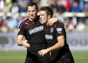 <b>Forfar 0-1 Rangers</b><br>Selection of 30 items