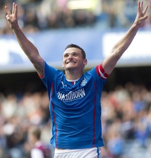 <b>Rangers 5-1 Arbroath</b><br>Selection of 49 items