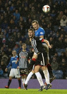 <b>Rangers 3-1 Dunfermline</b><br>Selection of 26 items
