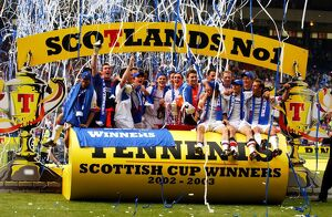 Soccer - Tennents Scottish Cup - Final - Rangers v Dundee