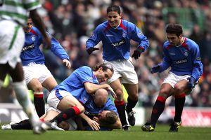 Soccer - Tennents Scottish Cup - Third Round - Celtic v Rangers