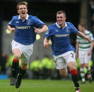 Soccer -The Co-operative Insurance Cup - Final - Celtic v Rangers - Hampden