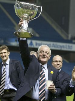 Soccer -The Co-operative Insurance Cup - Final - Celtic v Rangers - Rangers Return