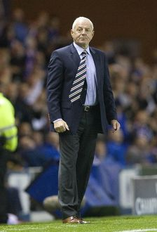 Soccer - UEFA Champions League - Group C - Rangers v Bursaspor - Ibrox Stadium