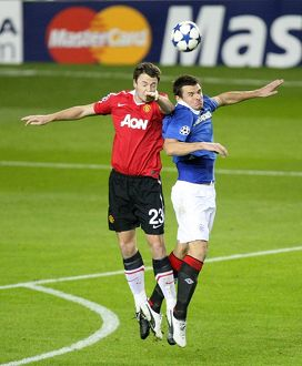 Soccer - UEFA Champions League - Group C - Rangers v Manchester United - Ibrox