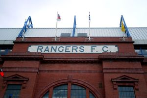 Soccer - UEFA Champions League - Group E - Rangers v Manchester United