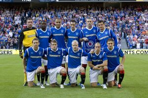 Soccer - UEFA Champions League - Third Qualifying Round - First Leg - Rangers v Malmo