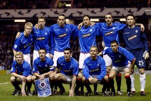 Soccer - UEFA Champions League - Round of 16 - First Leg - Rangers v Villarreal