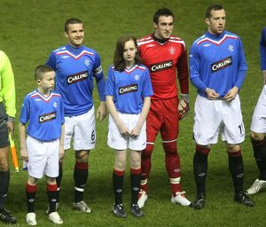 Soccer - UEFA Cup - Round of 32 - First Leg - Rangers v Panathinaikos - Ibrox