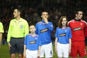 Soccer - UEFA Cup - Round Of 32 - Rangers v Panathinaikos - Ibrox