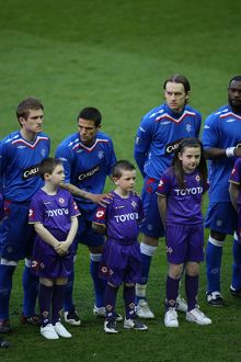 european nights/fiorentina 0 0 rangers 2 4 penalties/soccer uefa cup semi final 1st leg rangers