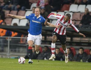 Soccer - UEFA Europa League - Round of 16- First Leg - PSV Eindhoven v Rangers