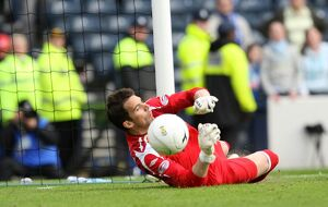 <b>Rangers 1-1 St Johnstone (4-3 penalties)</b><br>Selection of 75 items