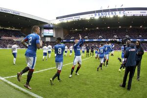 Soccer - William Hill Scottish Cup - Fifth Round -Rangers v Kilmarnock - Ibrox Stadium