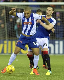 Soccer - William Hill Scottish Cup - Fifth Round Replay - Kilmarnock v Rangers