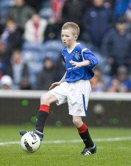 Soccer - William Hill Scottish Cup - Fifth Round - Rangers v Dundee United - Ibrox Stadium
