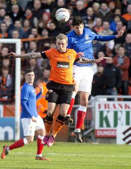 Soccer - William Hill Scottish Cup Fifth Round - Dundee United v Rangers - Tannadice