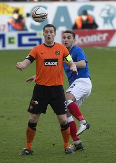 <b>Dundee Utd 3-0 Rangers</b><br>Selection of 12 items