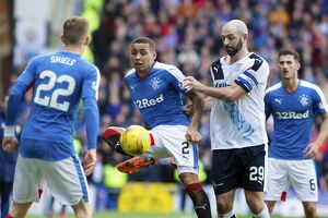 Soccer - William Hill Scottish Cup Quarter Final - Rangers v Dundee - Ibrox Stadium
