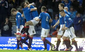 Soccer - William Hill Scottish Cup - Rangers v Dunfermline Athletic - Ibrox Stadium