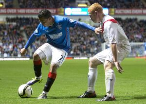 <b>Rangers 3-0 Airdrieonians</b><br>Selection of 30 items