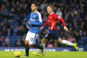 Soccer - The William Hill Scottish Cup - Round 4 - Rangers v Cowdenbeath - Ibrox Stadium