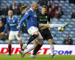 Soccer - The William Hill Scottish Cup - Round 5 - Rangers v Raith Rovers - Ibrox Stadium