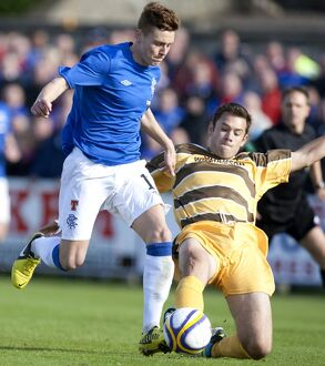 Soccer - William Hill Scottish Cup Second Round - Forres Mechanics v Rangers - Mosset Park