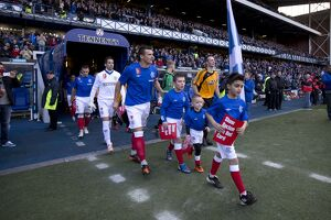 Soccer - William Hill Scottish Cup Second Round - Rangers v Alloa Athletic - Ibrox Stadium