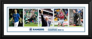 <b>Rangers SPL Champions 2010-11</b><br>Selection of 180 items